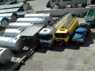 Wholesale fuels - diesel, gasoline, LPG, gas oil, fuel oil